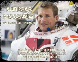 Andreas Mogensen - en dansk astronaut