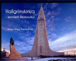 Hallgrímskirkja- kennileiti Reykjavíkur