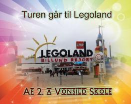 Turen går til Legoland