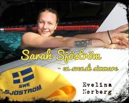 Sarah Sjöström - en svensk simmare