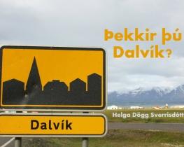 Þekkir þú Dalvík?