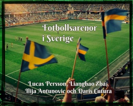 Fotbollsarenor i Sverige