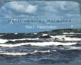 Havet omkring Halmstad