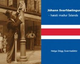 Jóhann Svarfdælingur- hæsti maður Íslands