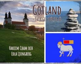 Gotland - Sveriges största ö