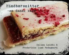 Hindbærsnitter - en dansk kage