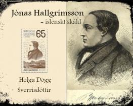 Jónas Hallgrímsson- íslenskt skáld