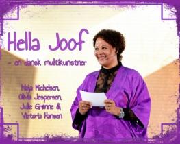 Hella Joof - en dansk multikunstner