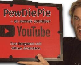 PewDiePie - en svensk Youtuber