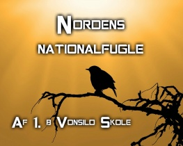 Nordens nationalfugle