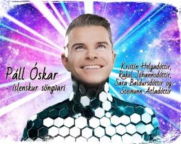 Páll Óskar - íslenskur söngvari
