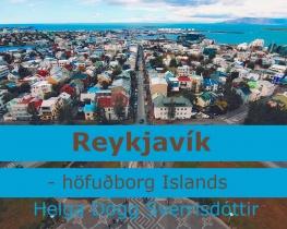 Reykjavík- höfuðborg Islands