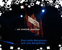 Roxette - en svensk popduo