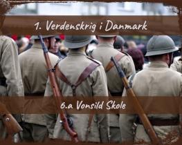 1. Verdenskrig i Danmark