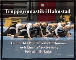 Truppgymnastik i Halmstad